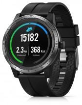 Smart hodinky Niceboy X-Fit Coach GPS, čierná POUŽITÉ, NEOPOTREBO