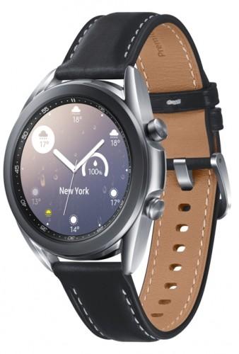 Smart hodinky Samsung Galaxy Watch 3, 41mm, strieborná