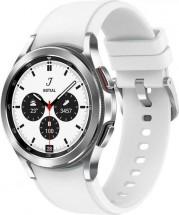 Smart hodinky Samsung Galaxy Watch 4 Classic, 42mm, strieborná