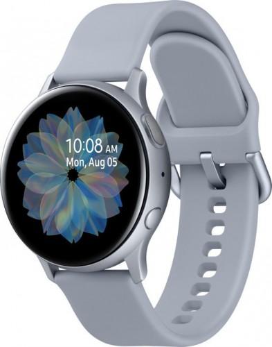 Smart hodinky Samsung Galaxy Watch Active 2, 40 mm, striebor