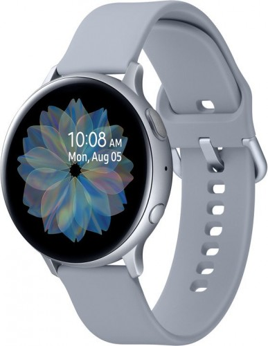 Smart hodinky Samsung Galaxy Watch Active 2, 44 mm, strieborné