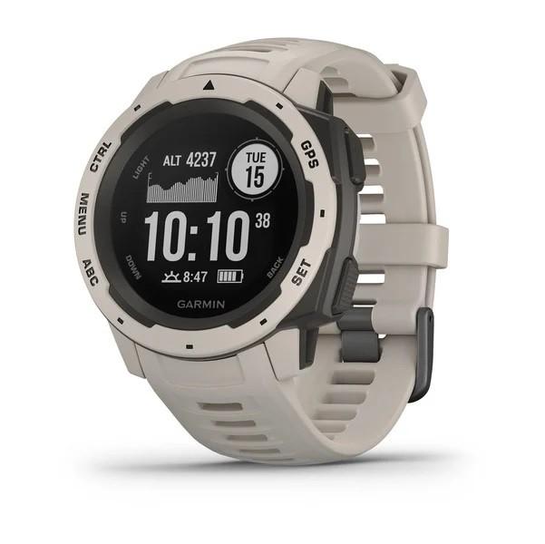 Smart hodinky Smart hodinky Garmin Instinct Optic, šedá