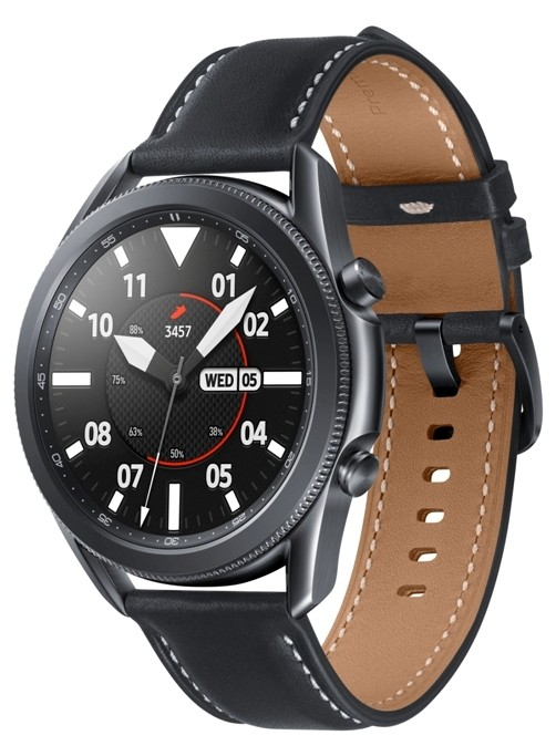 Smart hodinky Smart hodinky Samsung Galaxy Watch 3, 45mm, čierna