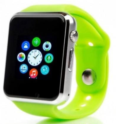 Smart hodinky Smart hodinky Smartomat Squarz 1, zelená