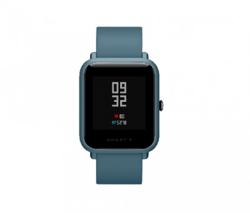 Smart hodinky Smart hodinky Xiaomi Amazfit Bip Lite, modrá