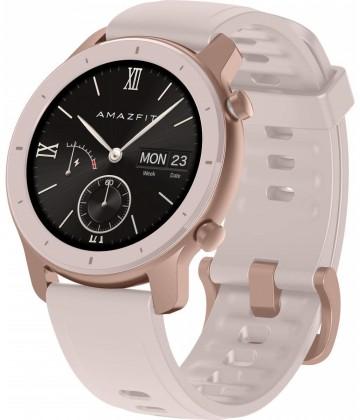 Smart hodinky Smart hodinky Xiaomi Amazfit GTR 42 mm, ružová