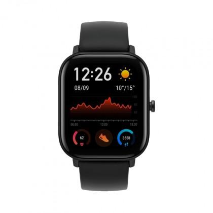 Smart hodinky Smart hodinky Xiaomi Amazfit GTS, čierna