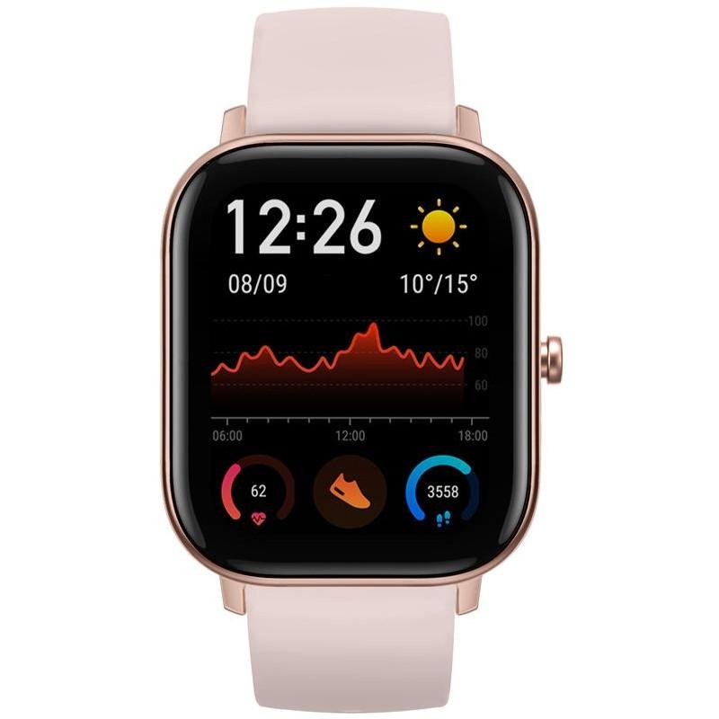 Smart hodinky Smart hodinky Xiaomi Amazfit GTS, ružová