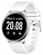 Smart hodinky Smartomat Roundband 2, biela