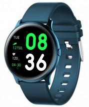 Smart hodinky Smartomat Roundband 2, modrá