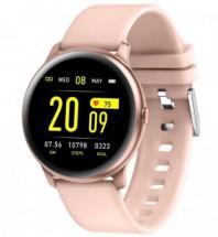 Smart hodinky Smartomat Roundband 2, ružová