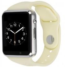 Smart hodinky Smartomat Squarz 1, biela POUŽITÉ, NEOPOTREBOVANÝ T