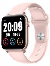 Smart hodinky Smartomat Squarz 8 Pro, ružová
