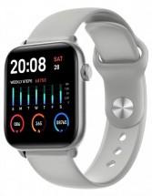 Smart hodinky Smartomat Squarz 8 Pro, strieborná
