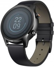 Smart hodinky TicWatch C2 Plus, čierne