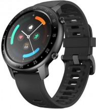 Smart hodinky TicWatch GTX, čierne