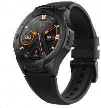 Smart hodinky TicWatch S2, čierne