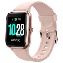 Smart hodinky UleFone Watch, ružové