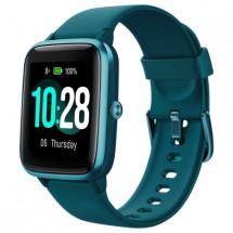 Smart hodinky UleFone Watch, tyrkysové