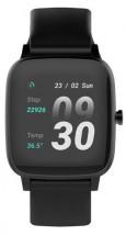 Smart hodinky Vivax Life Fit, silikónový remienok, čierna
