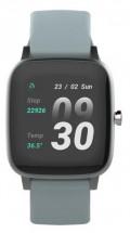 Smart hodinky Vivax Life Fit, silikónový remienok, šedá