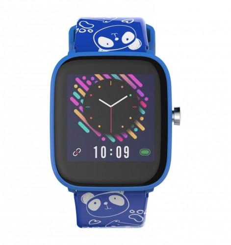 Smart hodinky vivax Smart watch Lifefit Hero kids, modré