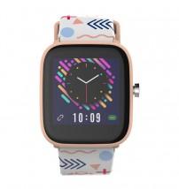 Smart hodinky vivax Smart watch Lifefit Hero kids, oranžové