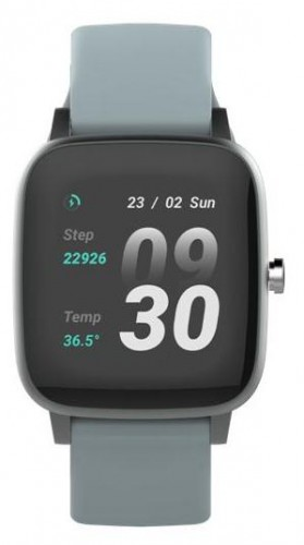 Smart hodinky vivax Smart watch Lifefit, šedá
