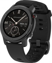Smart hodinky Xiaomi Amazfit GTR 42 mm, čierna