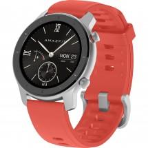 Smart hodinky Xiaomi Amazfit GTR 42mm, červená