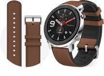 Smart hodinky Xiaomi Amazfit GTR 47 mm, strieborná