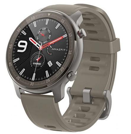 Smart hodinky Xiaomi Amazfit GTR 47 mm, titán