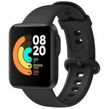 Smart hodinky Xiaomi Mi Watch Lite, čierná