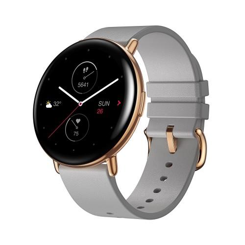 Smart hodinky Zepp E Circle, šedé