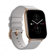 Smart hodinky Zepp E Square, ružovo-zlaté