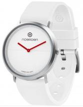 Smart hybridné hodinky Noerden Life 2, biela