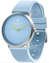Smart hybridné hodinky Noerden Life 2, svetlo modrá