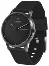 Smart hybridné hodinky Noerden Mate 2, čierna