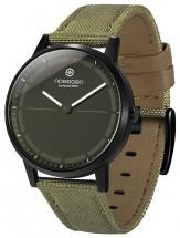 Smart hybridné hodinky Noerden Mate 2 Plus, zelená