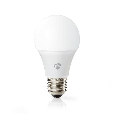 SMART LED žiarovka Nedis WIFILW11WTE27, E27, teplá biela