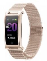 Smart náramok Smartomat Silentband 2, zlatá