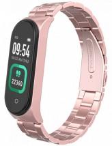 Smart náramok Smartomat Sunset 4 Pro, ružovo/zlatý