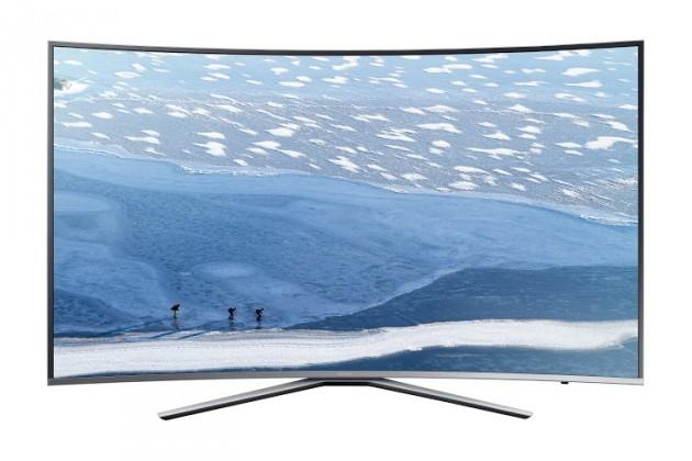 SMART Samsung UE55KU6502