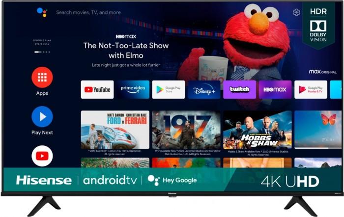 """Smart televízor Hisense 65A6G (2021) / 65"""" (163 cm)"""
