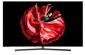 """Smart televízor Hisense H55O8B (2019) / 55"""" (138 cm) POŠKODENÝ OB"""