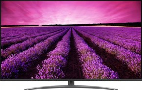"Smart televízor LG 49SM8200 (2019) / 49"" (123 cm)"