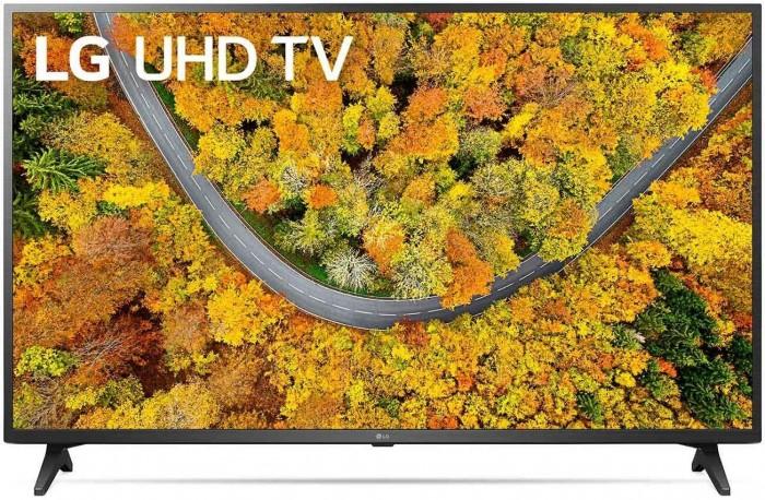 """Smart televízor LG 50UP7500 (2021) / 50"""" (126 cm)"""