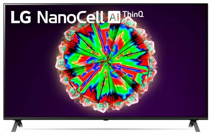 "Smart televízor LG 55NANO80 (2020) / 55"" (139 cm)"