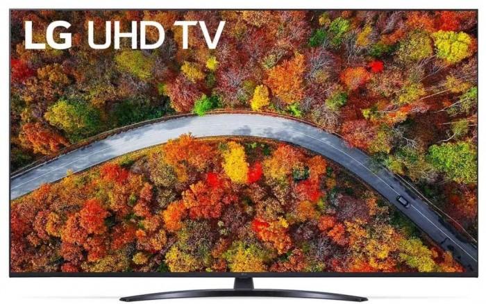 """Smart televízor LG 55UP8100 (2021) / 55"""" (139 cm)"""