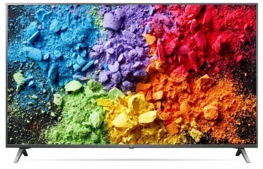 "Smart televízor LG 65SK8000PLB (2018) / 65"" (164 cm)"